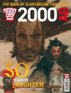 Cover for 2000 AD (Rebellion, 2001 series) #1844