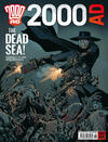 Cover for 2000 AD (Rebellion, 2001 series) #1846