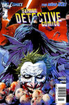 Cover for Detective Comics (DC, 2011 series) #1 [Newsstand Edition]