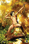 Cover Thumbnail for Grimm Fairy Tales Presents The Jungle Book (2012 series) #3 [Cover D Moore Editions Naughty Cover]