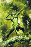 Cover Thumbnail for Grimm Fairy Tales Presents The Jungle Book (2012 series) #3 [Cover E Moore Editions Green Cover]