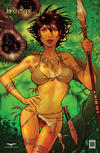 Cover Thumbnail for Grimm Fairy Tales Presents The Jungle Book (2012 series) #4 [Cover D Moore Editions Nice Cover]