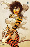 Cover Thumbnail for Grimm Fairy Tales Presents The Jungle Book (2012 series) #5 [Cover F Moore Editions Exclusive Variant Cover]