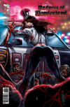 Cover for Grimm Fairy Tales Presents Madness of Wonderland (Zenescope Entertainment, 2013 series) #4 [Cover A]