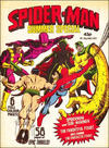 Cover for Spider-Man Summer Special (Marvel UK, 1979 series) #1981