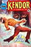Cover for Kendor (Editora Cinco, 1982 series) #4