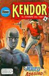 Cover for Kendor (Editora Cinco, 1982 series) #5