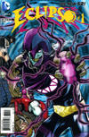 Cover Thumbnail for Justice League Dark (2011 series) #23.2 [3-D Motion Cover]