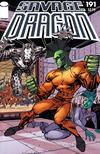 Cover for Savage Dragon (Image, 1993 series) #191