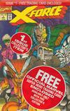 Cover for X-Force (Marvel, 1991 series) #1 [Australian]