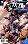 Cover for Detective Comics (DC, 2011 series) #8 [Combo-Pack]