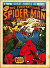 Cover for The Spectacular Spider-Man Weekly (Marvel UK, 1979 series) #335