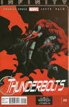Cover for Thunderbolts (Marvel, 2013 series) #15