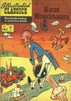 Cover for Illustrated Classics (Classics/Williams, 1956 series) #142 - De avonturen van Baron Munchhausen
