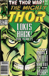 Cover for Thor (Marvel, 1966 series) #441 [Newsstand]