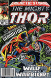 Cover for Thor (Marvel, 1966 series) #445 [Newsstand]