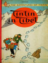 Cover for Tintin in Tibet (Methuen, 1962 series)
