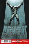 Cover for Uncanny Avengers (Marvel, 2012 series) #11