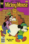 Cover for Mickey Mouse (Western, 1962 series) #200 [Whitman]