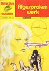Cover for Detective Classics (Classics/Williams, 1973 series) #1