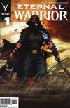 Cover for Eternal Warrior (Valiant Entertainment, 2013 series) #1 [Cover B - Pullbox Edition - Trevor Hairsine]