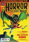 Cover for Horrorschocker (Weissblech Comics, 2004 series) #33