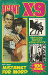 Cover for Agent X9 (Interpresse, 1976 series) #38