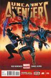 Cover for Uncanny Avengers (Marvel, 2012 series) #10