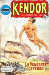 Cover for Kendor (Editora Cinco, 1982 series) #6