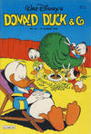 Cover for Donald Duck & Co (Hjemmet / Egmont, 1948 series) #33/1979