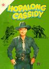 Cover for Hopalong Cassidy (Editorial Novaro, 1952 series) #v2#1