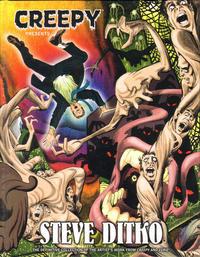 Cover Thumbnail for Creepy Presents Steve Ditko (Dark Horse, 2013 series) #[nn]