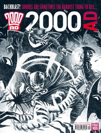 Cover Thumbnail for 2000 AD (Rebellion, 2001 series) #1835