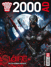 Cover Thumbnail for 2000 AD (Rebellion, 2001 series) #1849