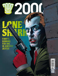 Cover Thumbnail for 2000 AD (Rebellion, 2001 series) #1838