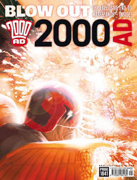 Cover Thumbnail for 2000 AD (Rebellion, 2001 series) #1841