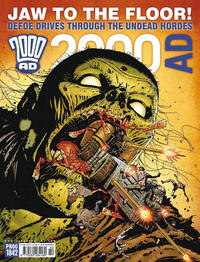 Cover Thumbnail for 2000 AD (Rebellion, 2001 series) #1842