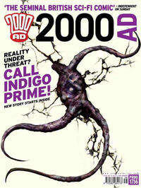 Cover Thumbnail for 2000 AD (Rebellion, 2001 series) #1756