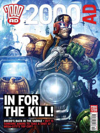 Cover Thumbnail for 2000 AD (Rebellion, 2001 series) #1759