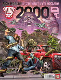 Cover Thumbnail for 2000 AD (Rebellion, 2001 series) #1760