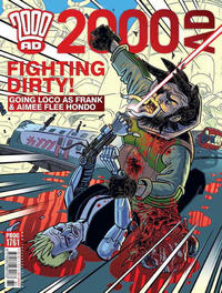 Cover Thumbnail for 2000 AD (Rebellion, 2001 series) #1761