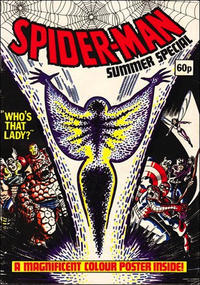 Cover Thumbnail for Spider-Man Summer Special (Marvel UK, 1979 series) #1983