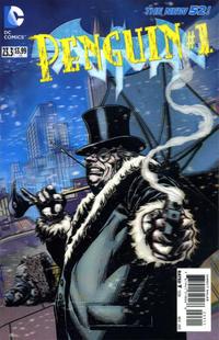 Cover Thumbnail for Batman (DC, 2011 series) #23.3 [3-D Motion Cover]