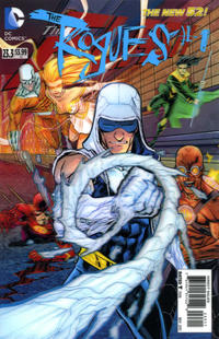 Cover Thumbnail for The Flash (DC, 2011 series) #23.3 [3-D Motion Cover]