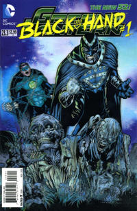Cover Thumbnail for Green Lantern (DC, 2011 series) #23.3 [3-D Motion Cover]