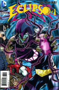 Cover Thumbnail for Justice League Dark (DC, 2011 series) #23.2 [3-D Motion Cover]