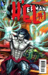 Cover Thumbnail for Superman (DC, 2011 series) #23.3 [3-D Motion Cover]