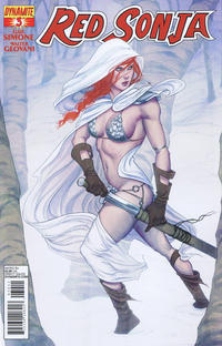Cover Thumbnail for Red Sonja (Dynamite Entertainment, 2013 series) #3