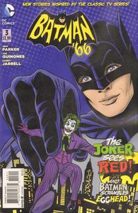 Cover Thumbnail for Batman '66 (DC, 2013 series) #3