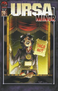 Cover Thumbnail for Ursa Minor (Big Dog Ink, 2012 series) #3
